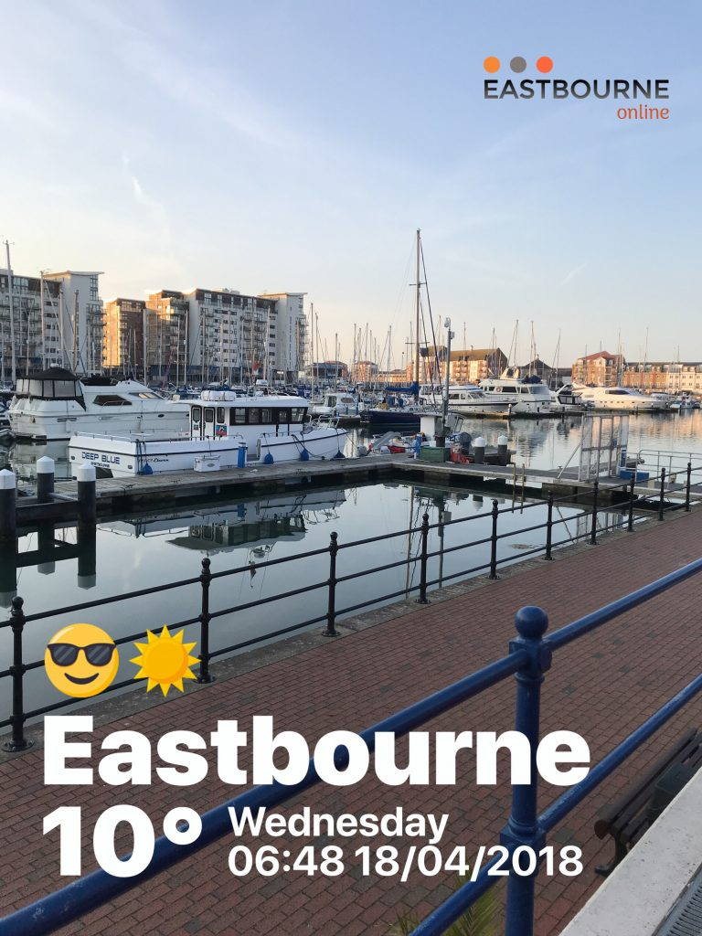 Sovereign Harbour Wednesday 18th April 2018