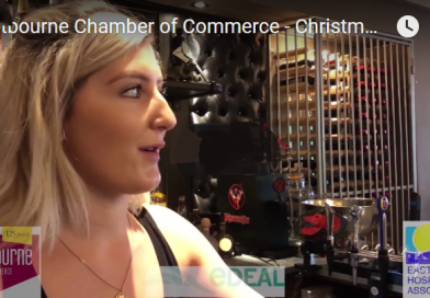 Eastbourne Chamber of Commerce Christmas 2018 plans