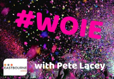Pete Lacey – What's on in Eastbourne – 9th August 2018